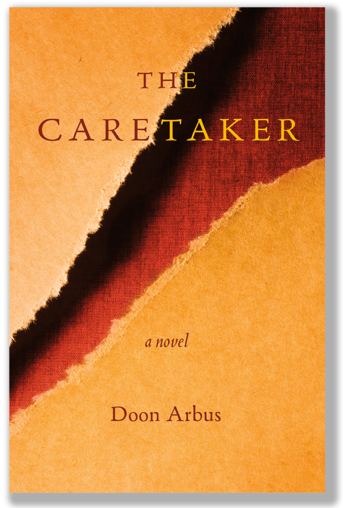 The Caretaker by Doon Arbus front cover