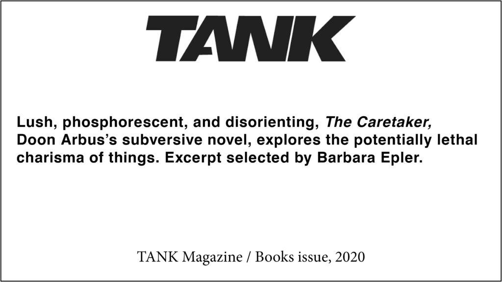 Tank 2020